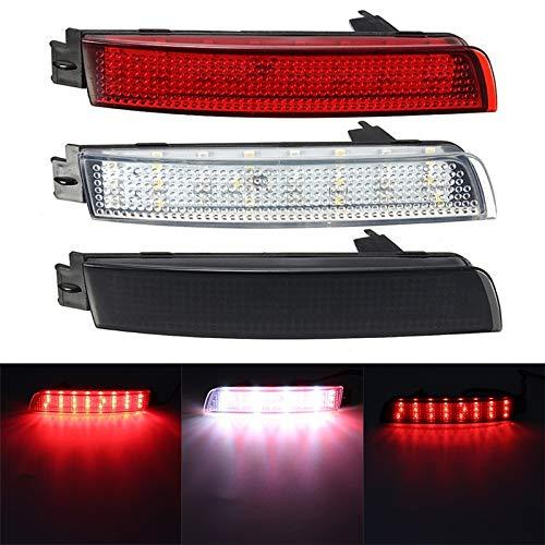 Star-Trade-Inc - Car LED Light Parking Tail Brake Rear Bumper Reflector Lamp For Nissan/Juke/Murano/Infinit/FX35/FX37/FX50 Red Fog Stop Lights