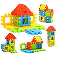 TanMan, Building Block Toy for Kids (Age 2 to 5, Multicolor)