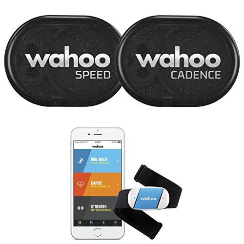 Wahoo RPM  Speed, Cadence, and Heart Rate Monitor for iPhone