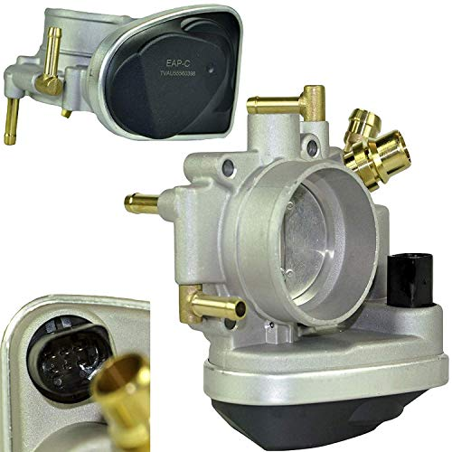 D2P Throttle Body TVAU55560398: