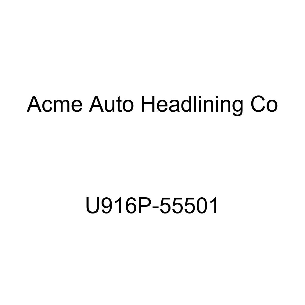 Acme U916P-55501 Front and Rear Sandalwood Cloth Bench Seat Upholstery