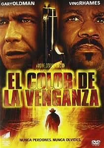 El Color De La Venganza [DVD]