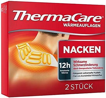 Thermacare Hals Schulter & Handgelenk 3er-pack 3 stuck: Amazon.es ...