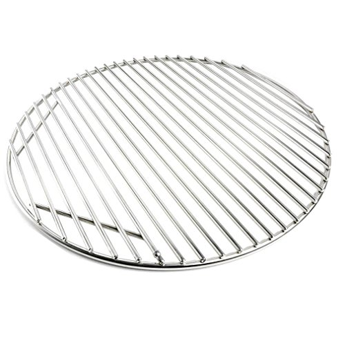 Onlyfire Barbecue Stainless Steel Grid Cooking Grate Fits for Kamado Grill Like Large Big Green...