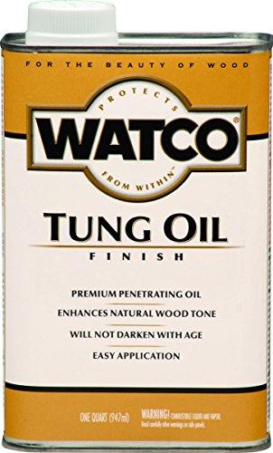 RUST OLEUM 266634 Watco Tung Quart