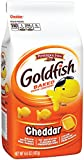 Pepperidge Farm Goldfish Baked Snack Crackers Cheddar: 6 Packs of 6.6 Oz