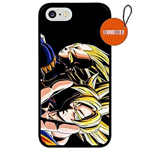Dragonball Z Anime iPhone 5 / 5s Case & Cover Design Fashion Trend Cool Case Back Cover Silicone 50