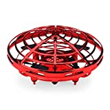 Asosmos Mini Drone Scoot Motion Hand Controlled Quadcopter Flying Toys RC Helicopter Gifts for Kids...
