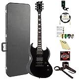 ESP LVIPER401BLK-KIT-2 400 Series VIPER-401 Electric Guitar, Black