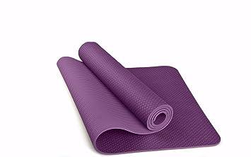 Olici MDRW-Amantes del Yoga Sin Perfume Pilates Yoga Mat ...