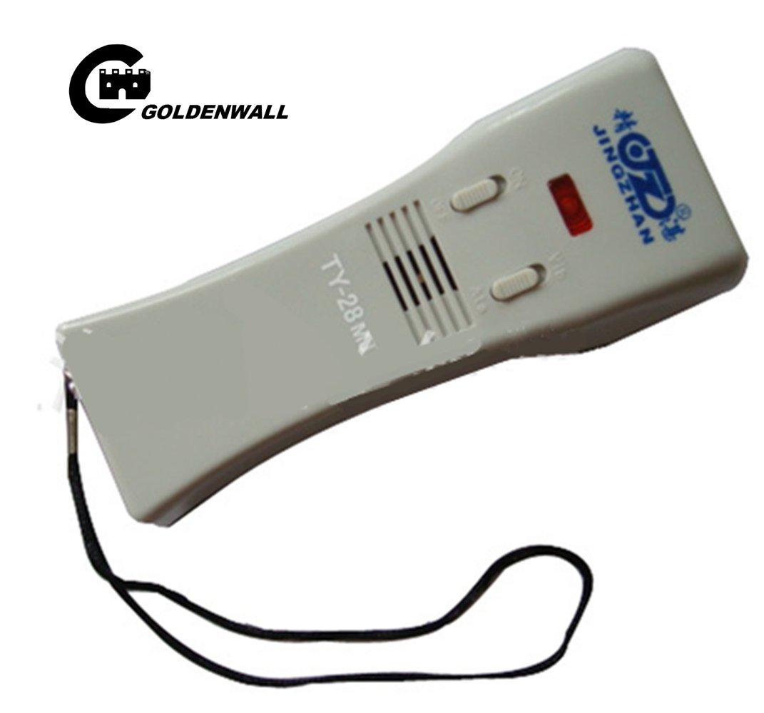 CGOLDENWALL Portable Hand-held High Sensitivity Needle Detector Metal Detector