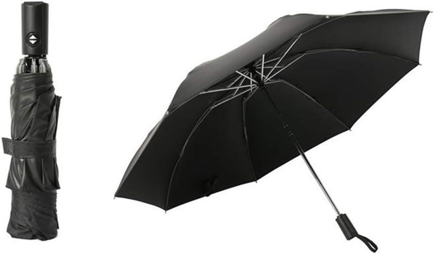 Windproof And Rainproof Double Folding Inverted Umbrella World Of Warcraft Car Reverse Umbrella With C-Shaped Handle UV Protection Inverted Folding Umbrellas