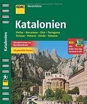 ADAC Wanderführer Katalonien