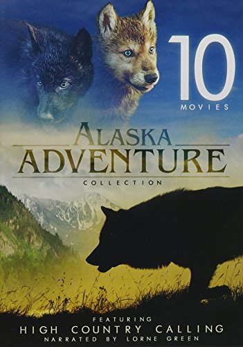 10-Film Alaska Adventure Collection (Full Frame, Slim Pack, Widescreen, 2 Pack, 2PC)