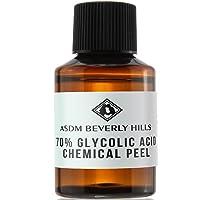 ASDM Beverly Hills Glycolic Acid Peel 70% 1Oz 30ml Medical Strength Treatment, Reduce...