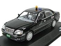 1/43 トヨタ クラウン 個人タクシー(ブラック) 「J-Collection」 JC10001TXの商品画像