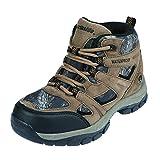 Northside Bismarck Junior Hiking Boot (Infant/Toddler/Little Kid), Brown Camo, 3 M US Little Kid