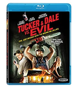 Cover Image for 'Tucker & Dale vs. Evil'