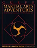 GURPS Martial Arts Adventures, Chris McCubbin, 1556342497