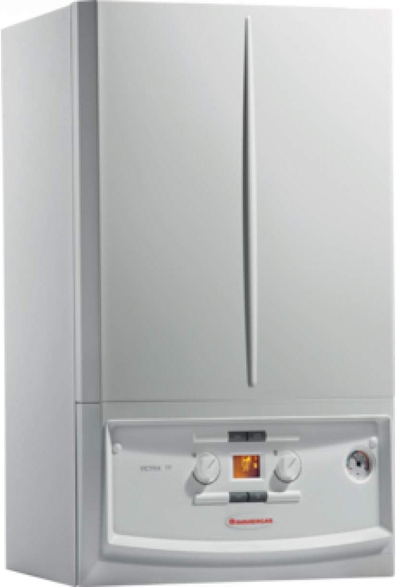 Immergas - Caldera de condensación Victrix 24 TT ERP, Metano, Blanco