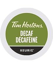 Tim Hortons Decaf Coffee, Single Serve Keurig K-Cup Pods, Medium Roast, 30 Count