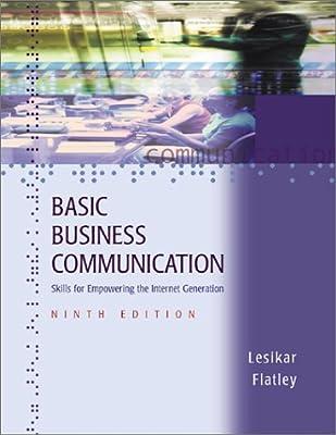Communication pdf 11th edition business lesikars