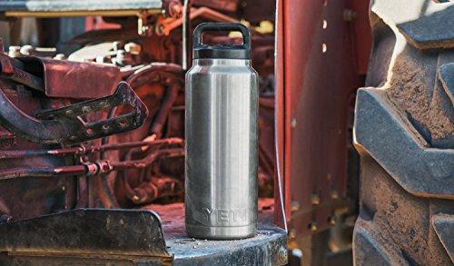 Yeti Rambler Bottle, Stainless Steel , 36 oz