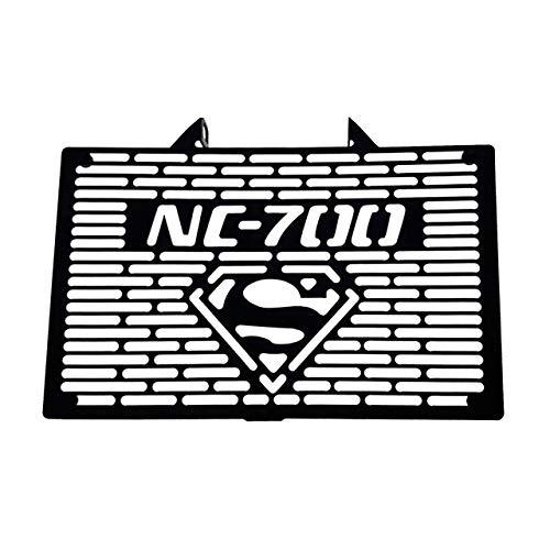 Radiator Grill Guard (Superman) for Honda NC700 S NC700S (2012-2018)]()
