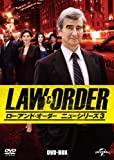 [DVD]LAW&ORDER/ロー・アンド・オーダー〈ニューシリーズ3〉DVD-BOX