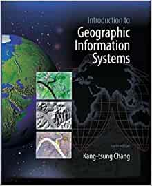 an introduction to geographical information systems 4th edition pdf