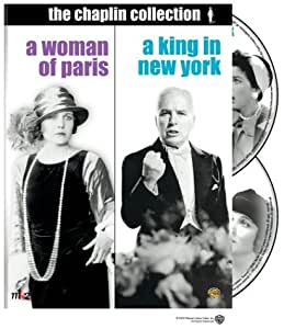 A King in New York / A Woman of Paris (2 Disc Special Edition)