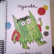 Agenda del Monstruo de Colores: Amazon.es: Anna Llenas i ...