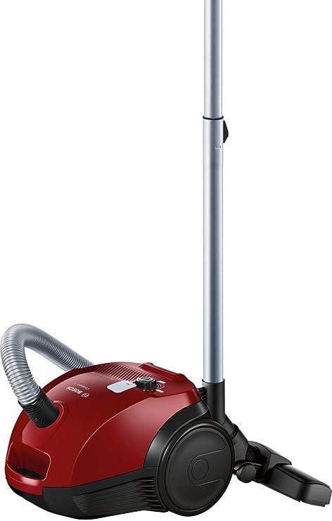 Aspirador de Carro con Bolsa Compaxxx Bosch BZGL2A310, Negro, Rojo: Amazon.es: Hogar
