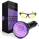 Blacklight Flashlight with...