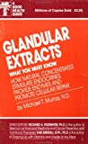 Glandular Extracts, Murray, Michael, 0879836113