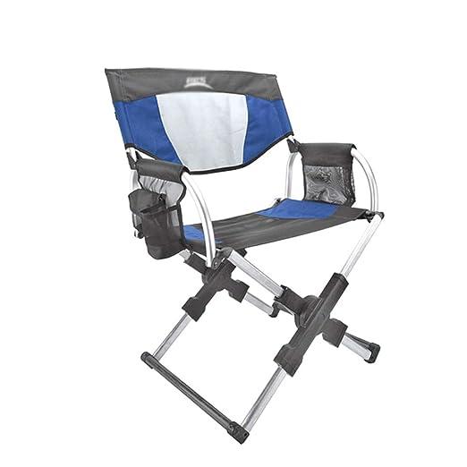 Wen Ying Silla Plegable de Aluminio al Aire Libre Mesa y sillas de ...