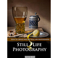 Still Life Photography book cover