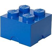 LEGO Brick 4 Knobs Stackable Storage Box