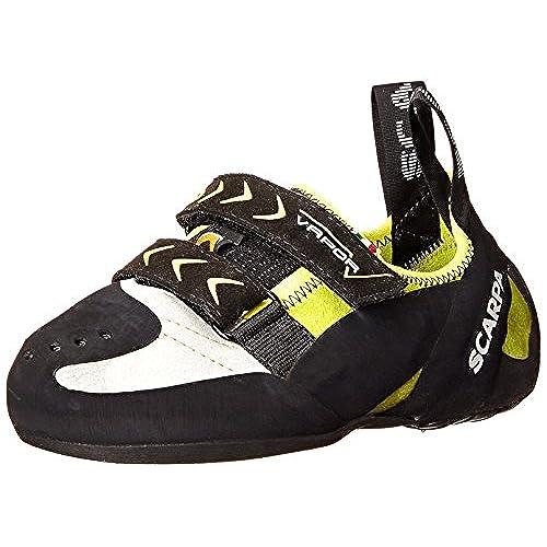 Scarpa Men's Vapor V Climbing Shoes & Hiking Sock Bundle