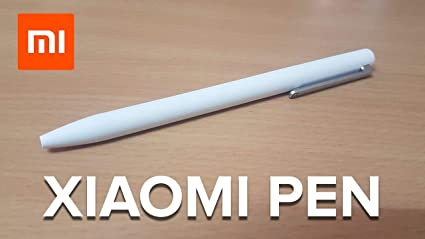 Bolígrafo Xiaomi Mijia, de tinta negro, 0,5 mm (color blanco ...
