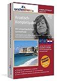 Kroatisch-Komplettpaket mit Langzeitgedächtnis-Lernmethode von Sprachenlernen24. Intensivkurs: Lernstufen A1 bis C2. Wortschatz & Grammatik. Software-DVD für Windows 10,8,7,Vista,XP/Linux/Mac OS X