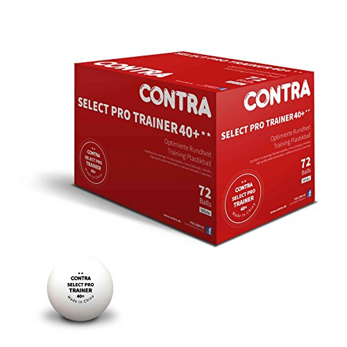 CONTRA BallSelect Pro Trainer 40+ 72er White discount footlocker finishline buy cheap really buy cheap pick a best clearance footlocker pictures xwfVy4