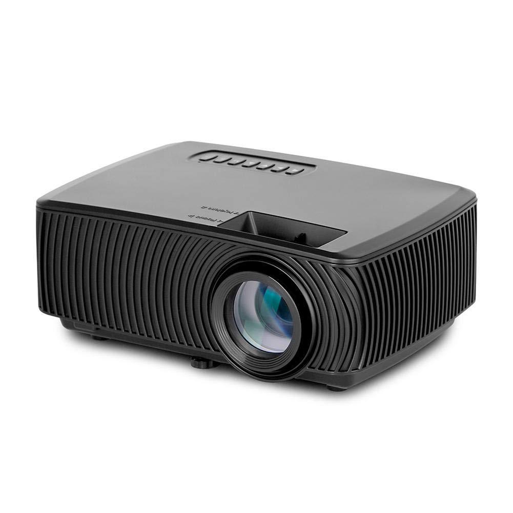 Yves25Tate Proyector Full HD HDMI Pantalla LCD TFT 1080P ...