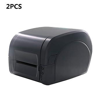 ZUKN Portátil Transferencia Térmica Impresora De Etiquetas ...