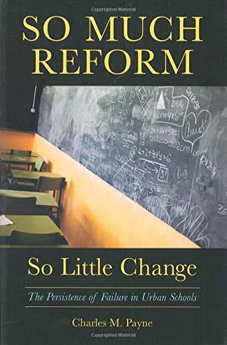 So Much Reform, So Little Change: The Persistence of...
