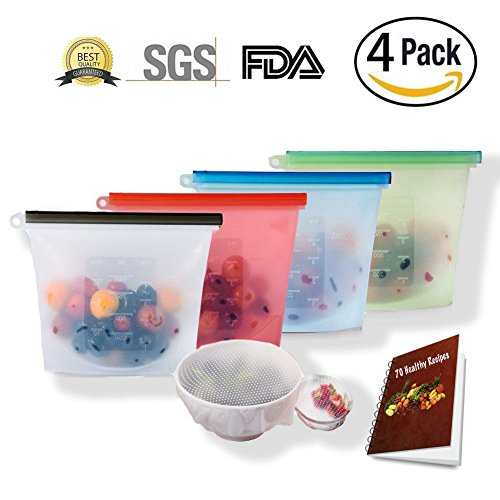 Seal Garbage Bag Airtight - 7