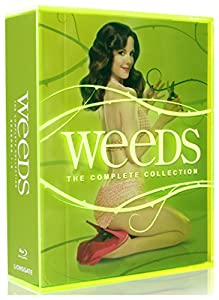 Cover Image for 'Weeds: The Complete Collection (Blu-ray + UltraViolet Digital Copy)'