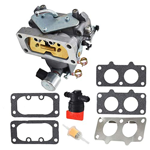 Topker Engine Accessories Carburetor Replacement for Kawasaki FX751V 15004-0939 Fuel Filter Gaskets Kit by Topker (Image #4)