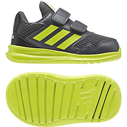 adidas Altarun CF I, Zapatillas de Deporte Unisex Niños Gris (Gricin/Seamso/Negbas 000)