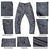 Alimens & Gentle Men's Tactical Pants Water